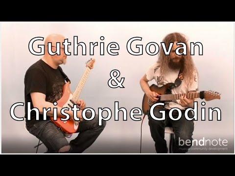 Cours de Guitare - Guthrie Govan & Christophe Godin - BendNote