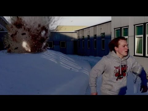 Adobe After Effects: Snow Explosion