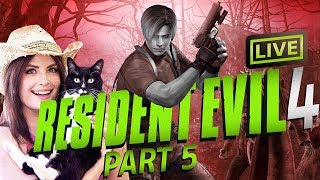 Resident Evil 4 (Part 5) Fighting thicc parasite boys