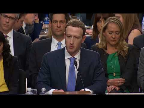 Senator Tester asks Zuckerberg HOW CAN YOU DO A FULL AUDIT IF THAT INFORMATION IS STORED IN RUSSIA