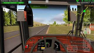 Heavy Bus Simulator Busscar Jum Buss 360 Camino a Belo Horizonte