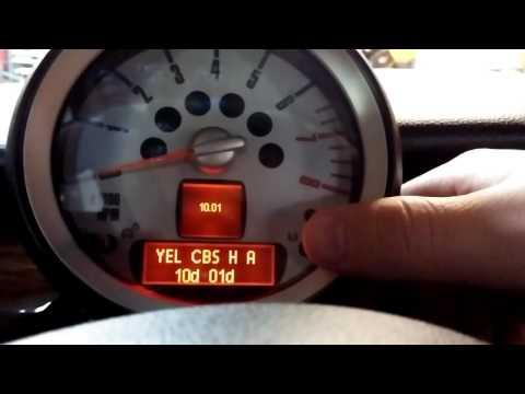 Mini Cooper R56 hidden engine codes, diagnostics, tools