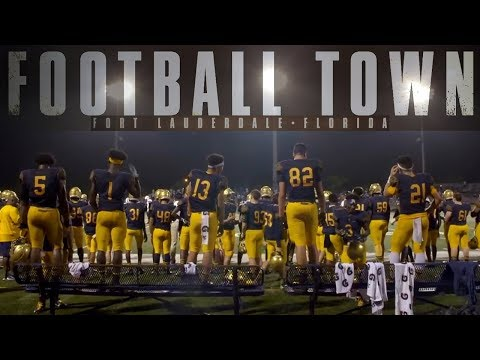 St. Thomas Aquinas: Faith and Tradition is Key for the Legacy of the Raiders   Football Town
