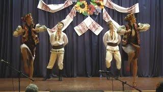 Урок танцю КОЛОМИЙКА
