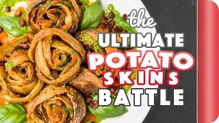 THE ULTIMATE POTATO SKINS BATTLE