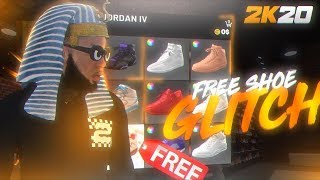 NBA 2K20 UNLIMITED FREE SHOE G…