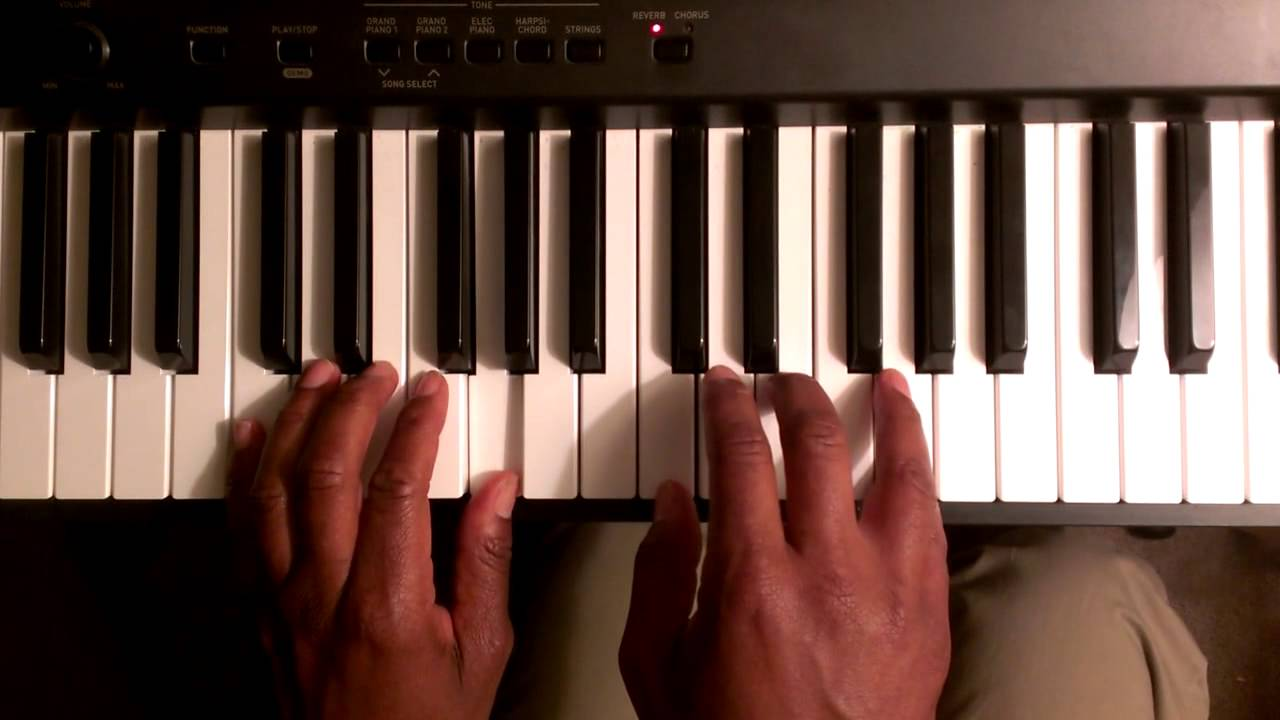 how to play piano five finger pattern and c maj chord final youtube. Black Bedroom Furniture Sets. Home Design Ideas