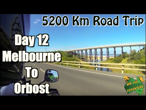 Melbourne To Gold Coast (The Trip Home) Day 1
