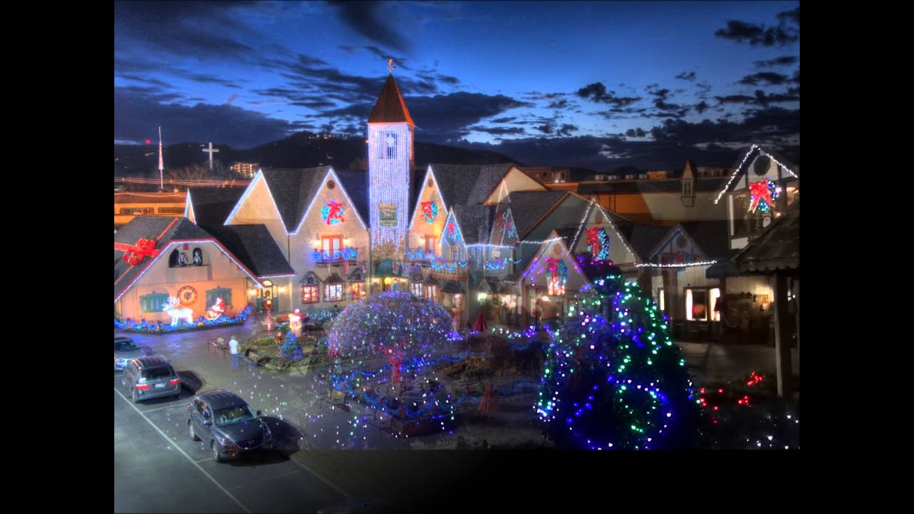 Incredible Christmas Place & Inn at Christmas Place Winterfest ...