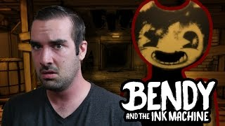 Bendy and the Ink Machine Chapter 2: The Old Song Ending - SAMMY STOP!