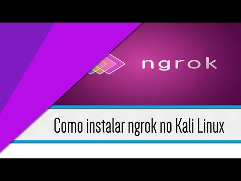 Kali Nethunter Port Forwarding With Ngrok On Android 2017