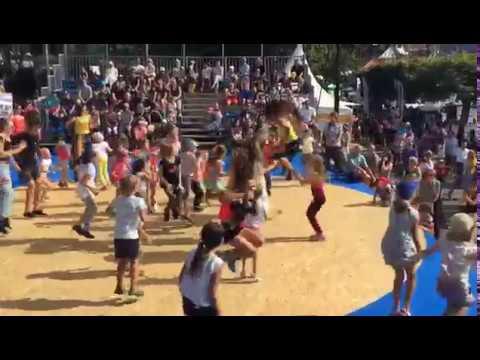 Zumba Kids - Jump- Zug Sports Festival 2017