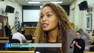 Jornal Acontece - Audiência Pública Obrigação dos poderes em relação às criança e adolescentes