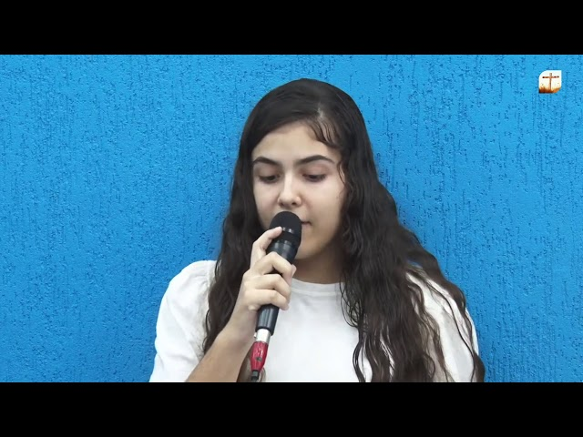 A Formosa Jerusalém   Giovanna   Tabernáculo da Fé Campinas/SP.