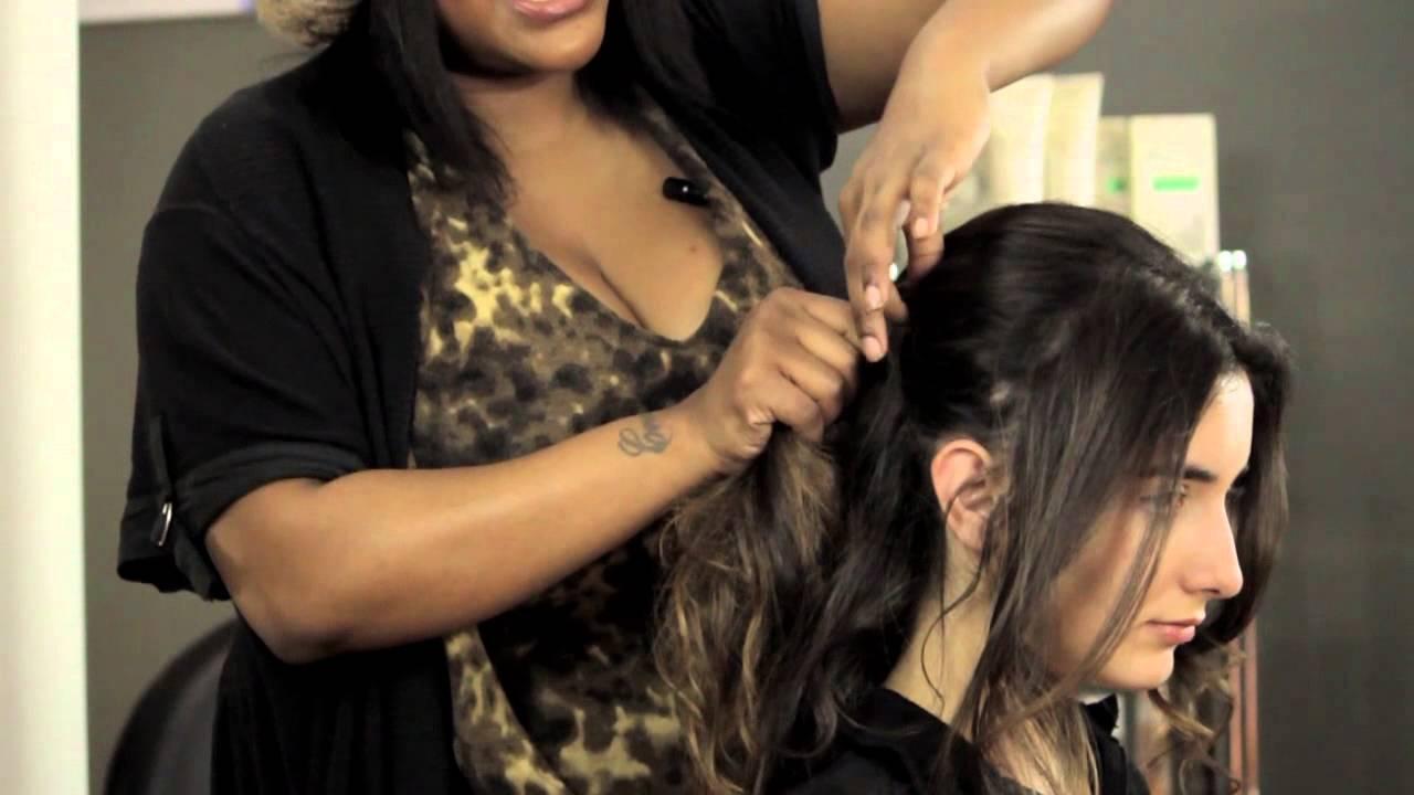 maid of honor hairstyles braids