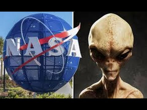alliens at space caught by nasa