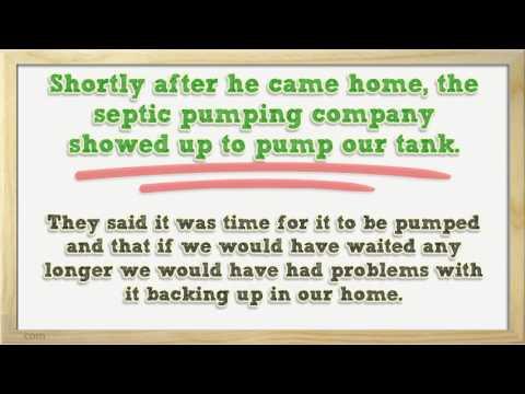 Septic Tank Pumping Companies in Randolph