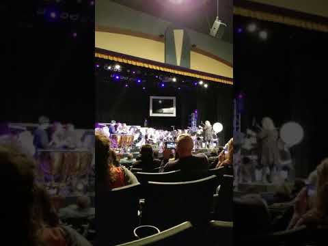 Rich Hill High School Band at American Bandstand Theater 03/01/2019