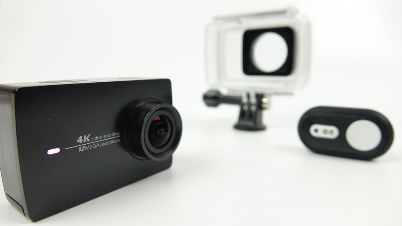 Yi 4K - 'Best Action Camera Ever' ? (in 4K)