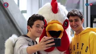Visita à Escola Secundária de Barcelos