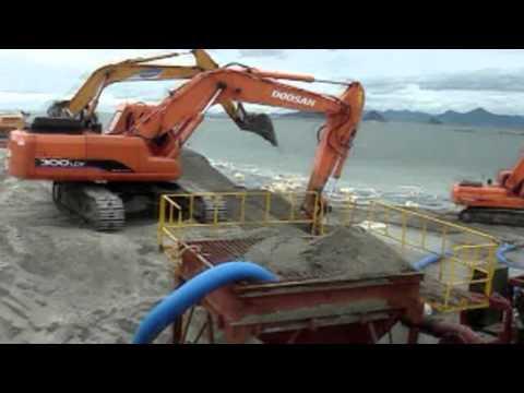 Geomarine Geotextile tube