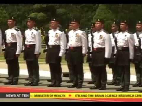 President Jokowi Visits Brunei Darussalam