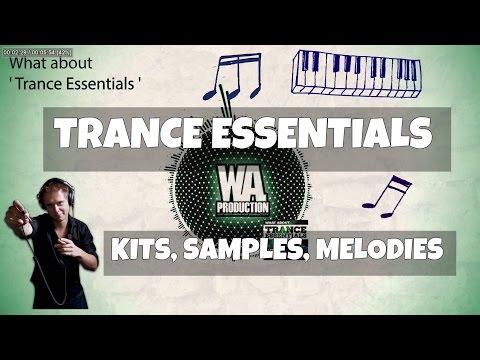 Trance Essentials [12 Construction Kits, Top Loops, Tutorials & More]