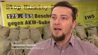Stop Hinkley Point C - 180.000 Beschwerden gegen Subventionsbewilligung der EU-Kommission