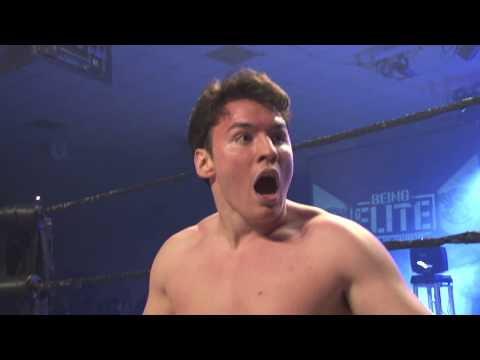Being The Elite Pre  Match: Speedball Mike Bailey vs Nathan Martin