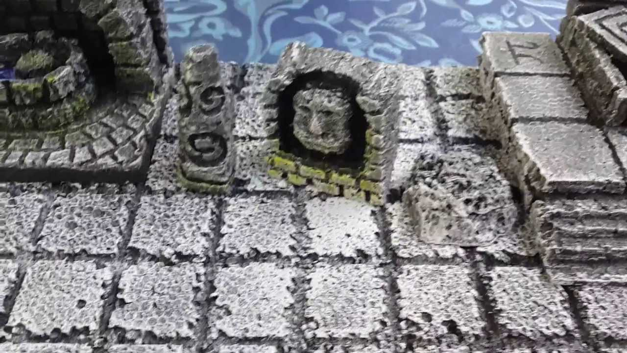 Making 3d Dungeon Tiles Youtube