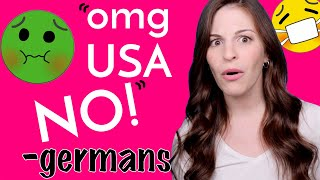 German Friends SHOCKED by Sick Rules in American Companies!!!