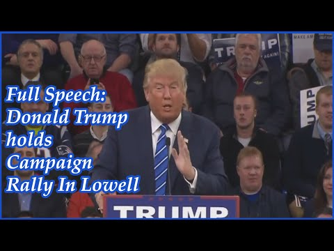 donald-trump's-speech-at-the-rally-in-lowell.-(2016)