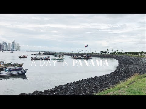 A DAY IN PANAMA l TRAVEL VLOG