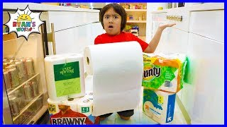 Easy DIY Science Experiment Which Paper Towel is the Strongest!!