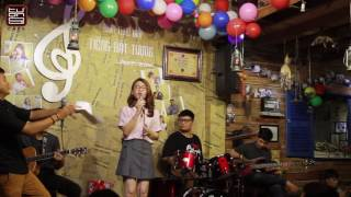 SBD THT101 Lê Khánh Hà với bài hát giao lưu Nắng Vàng Biển Xanh Và Anh