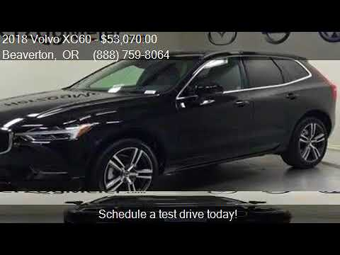 2018 Volvo XC60 T6 Momentum AWD 4dr SUV for sale in Beaverto