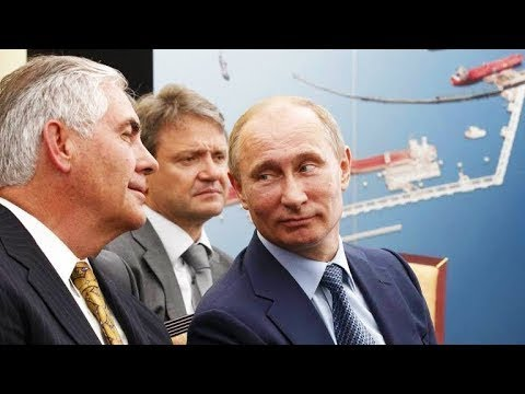 New Steele Dossier: Putin PICKED Trump's Secretary Of State