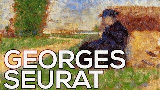 Georges Seurat: A collection of 135 works (HD)
