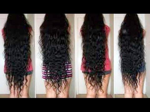Porque no crece el pelo rizado