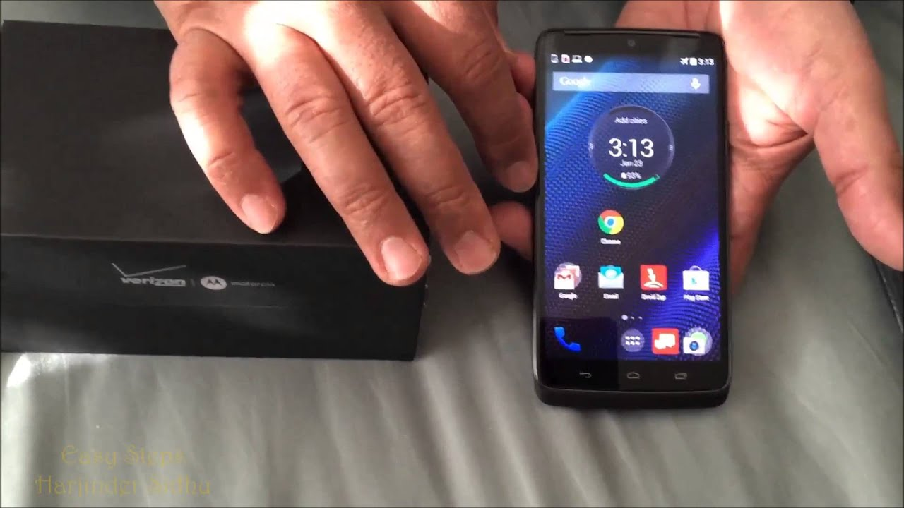 Droid TURBO Verizon Unlocked BEST Android Phone 2015 Quick
