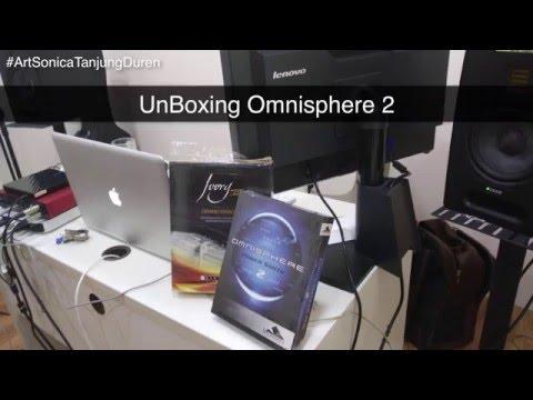 Unboxing Spectrasonics Omnisphere 2