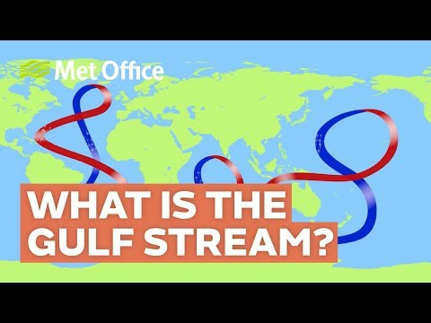What is the Gulf Stream and why is it important?
