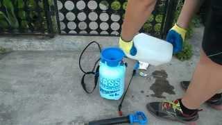 Opryskiwacz 5 litrowy w KONKURSIE NON-STOP