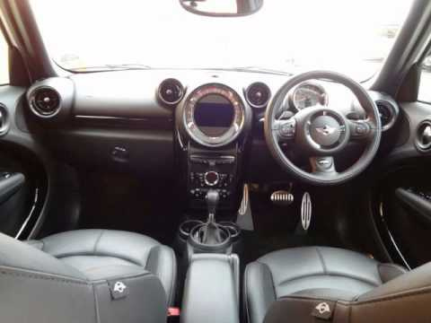 2013 Mini Cooper S Countryman John Cooper Works All4 Auto For Sale