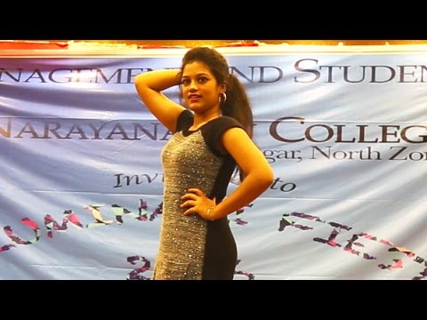 Fabulous Dance Performance | Freshers Day Celebrations by Narayana PU College In Bangalore