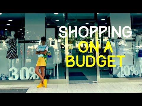 Bugetul de shopping este limitat? Uite cum te poti descurca cu doar 300 lei.   EDA Video Blog  