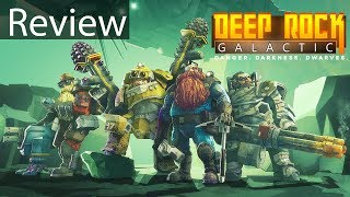 Deep Rock Galactic Xbox One X Gameplay Review Early Access
