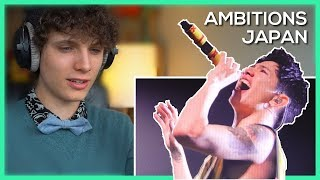 ONE OK ROCK - One Way Ticket Live - AMBITIONS JAPAN TOUR - Reaction...
