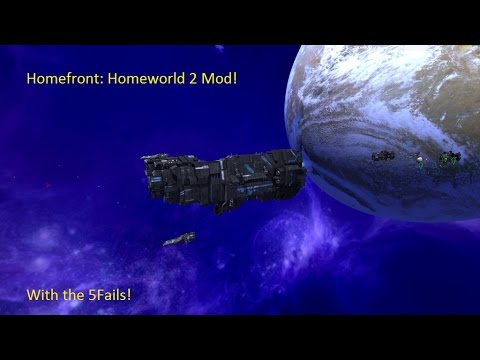 Halo Homefront: Homeworld 2 and Channel Pilot Episode!