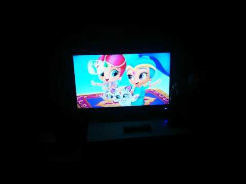 Shimmer and shine theme song